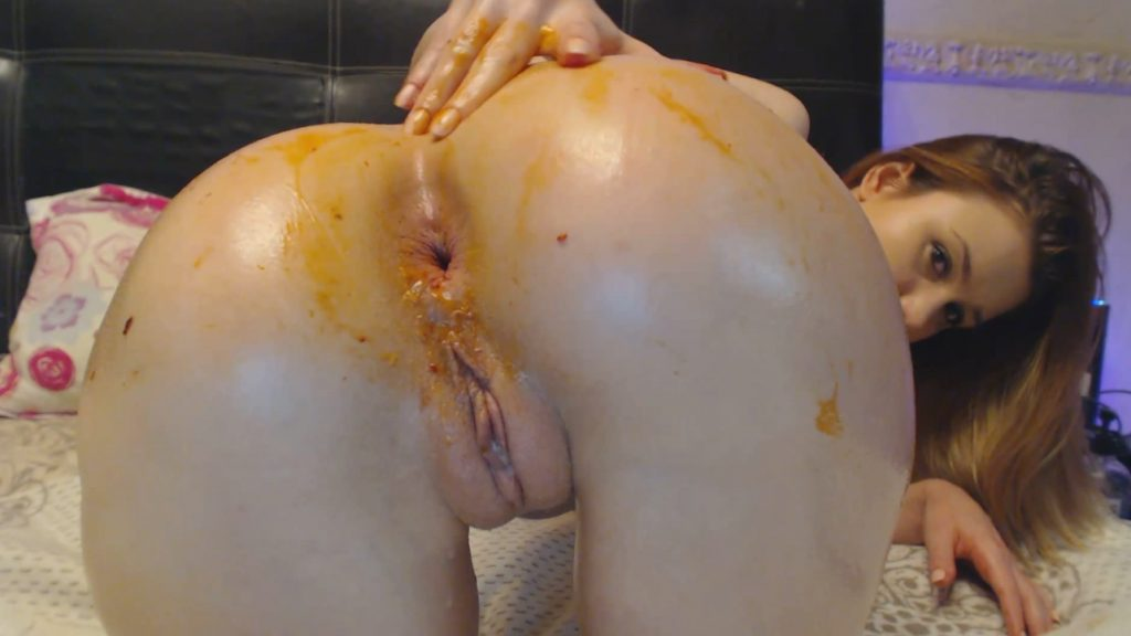 Dirty Anal with black toy - Dirty Lena (FULL-HD) Image 3