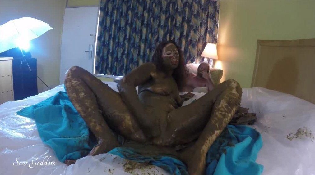 Exclusive Scat Video From Scat Goddess Amanda (576p) 5